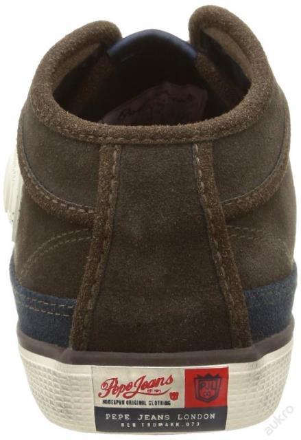 Half Herren Marron Jeans Kč Sneaker Industry Braun Pepe 1550 6qEtnHPaP