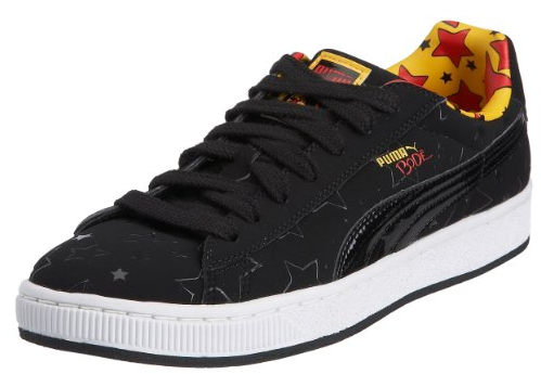 puma youths basket ii bode bode black  black  white